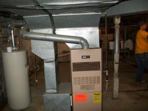Furnace Installation - Pre-Upgrade